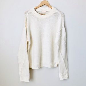 Tory Burch Knit Pullover Sweater Size Small